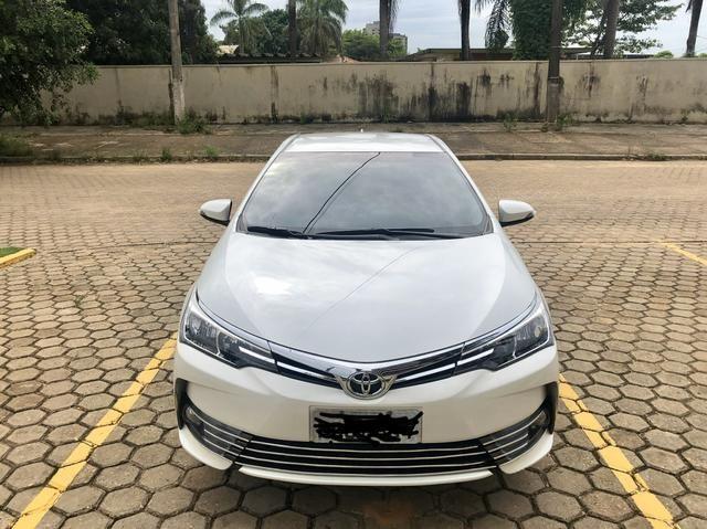 Corolla XEI 2.0 Flex Mod2018 25mil Km