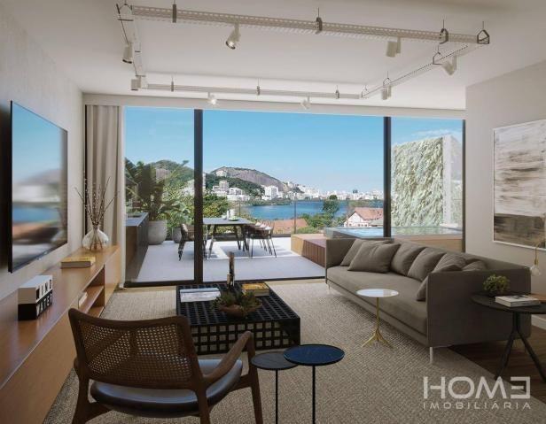 Cobertura com 4 dormitórios à venda, 337 m² por R$ 8.848.000,00 - Lagoa - Rio de Janeiro/R - Foto 12