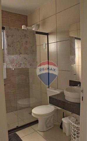 Apartamento com 3 dormitórios à venda, 110 m² por R$ 260.000 - Santo Antônio - Garanhuns/P - Foto 8