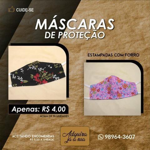 Máscaras de Proteção Covid 19 - Foto 4