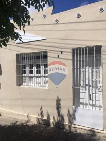 Casa com 2 dormitórios para alugar, 140 m² por R$ 1.500/mês - Heliópolis - Garanhuns/PE