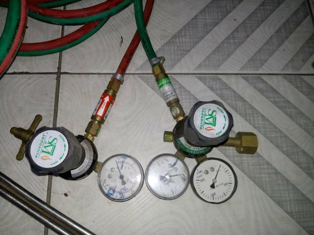 Massarico corte oxi gas - Foto 2