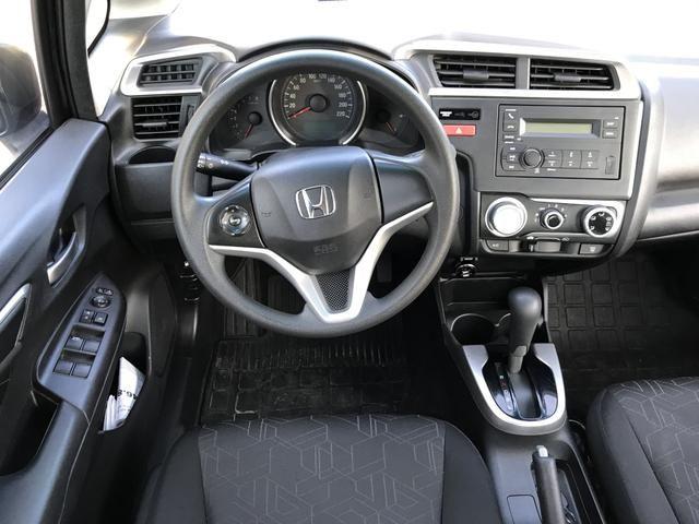 Honda Fit 2016 AUTOMÁTICO | UNICO DONO - Foto 9