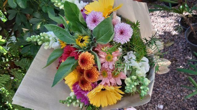 Buquê de Flores Dia dos Namorados