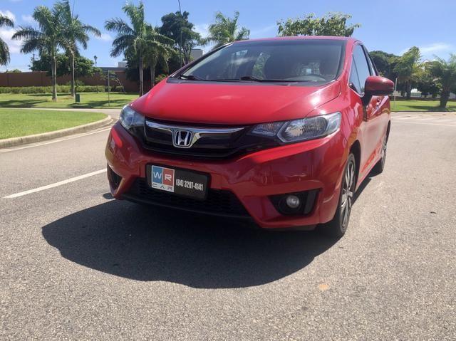 Honda Fit automático 1.5 EX 2016 - Foto 8