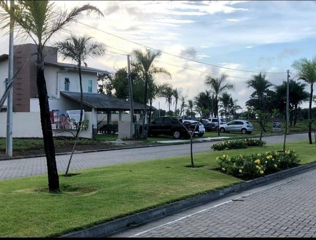 Duplex sendo 3suítes com piscina & deck em condomínio a 20minutos do centro de messejana - Foto 14