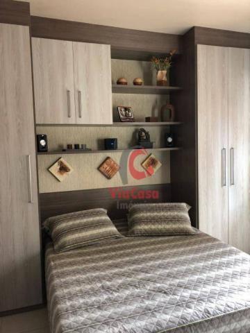 Apartamento com 4 dormitórios à venda, 124 m² por R$ 790.000,00 - Costazul - Rio das Ostra - Foto 5