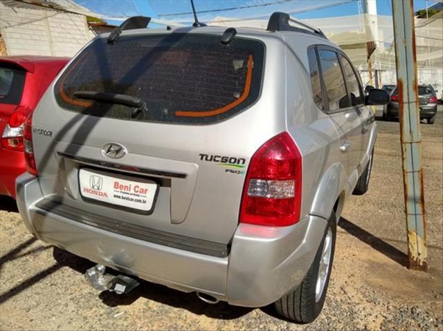 Hyundai Tucson 2.0 Mpfi Gls Base 16v 143cv 2wd - Foto 6