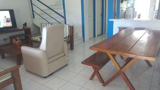 Itapuama - Alugo casa em condomínio, beira-mar, Praia de Itapuama - Foto 10