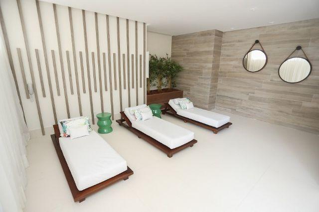 Apartamento 3 Quartos com Suíte Lavabo Varanda Sacada e Lazer RG Personal Recreio - Foto 10