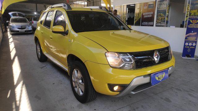 Ex Táxi Duster DAKAR 1.6 2016 muito novo!!!
