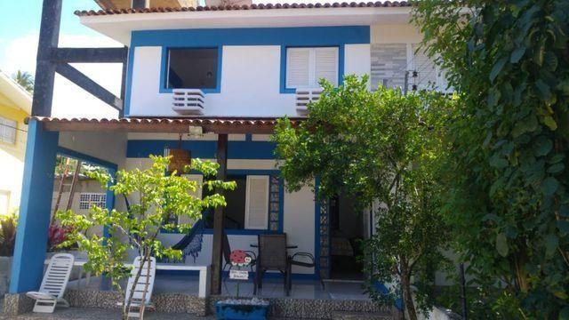 Itapuama - Alugo casa em condomínio, beira-mar, Praia de Itapuama
