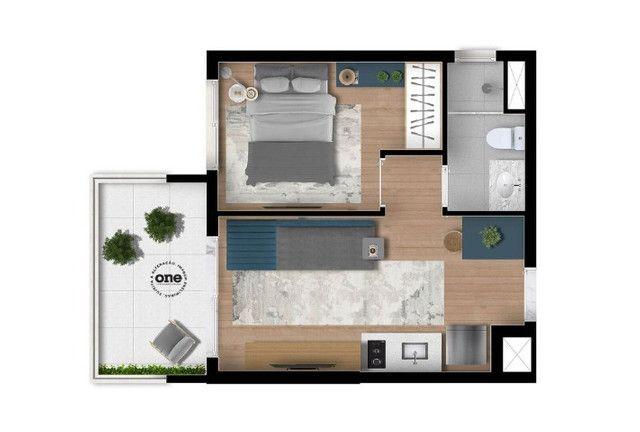 More na Sena Madureira Nex One Studio e 1 dormitório - Foto 6