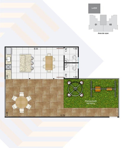 (J4) - Cobertura 4 quarto(s) para Venda no bairro Estrela Sul em Juiz de Fora - MG - Foto 4