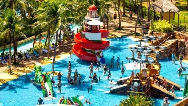 Vendo semana em um dos resorts do Beachpark, com ingressos ao Park incluso. - Foto 20