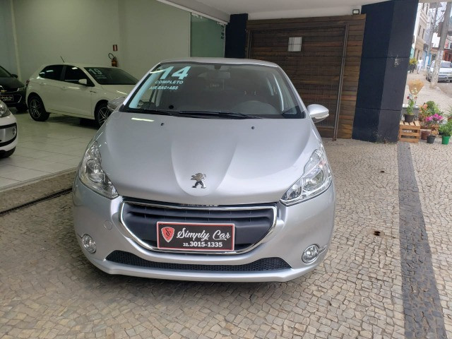 Peugeot 208 Active Pack 1.5 Completão !!!