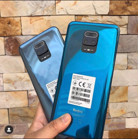 Promocao Xiaomi Redmi Note 9s - 64GB (pronta entrega)
