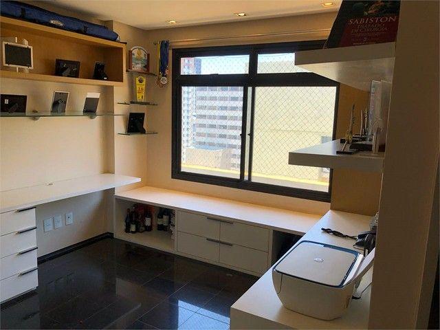 Apartamento à venda com 3 dormitórios em Meireles, Fortaleza cod:REO371194 - Foto 19