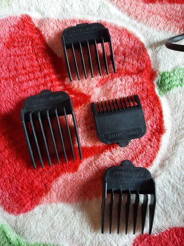 Maquininha de cortar cabelo NKS STYLE  - Foto 3