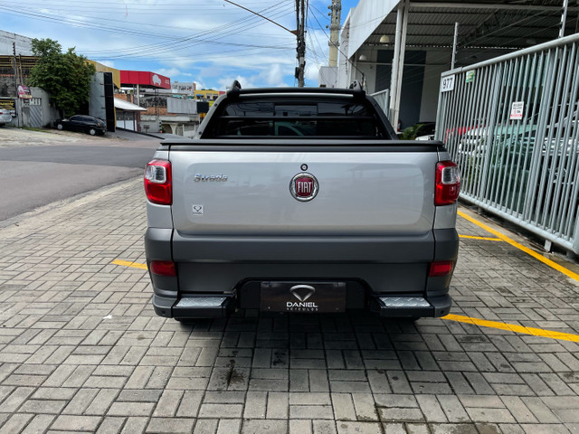Fiat Strada CD 1.4 2020 - Foto 6