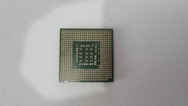 Usado - Processador Intel Pentium 4 3.00ghz/1m/800 sl7pm