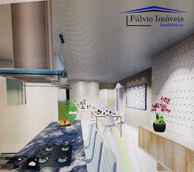 Esplendido apartamento com elevador, excelente condomínio, fino acabamento com porcelanato - Foto 7