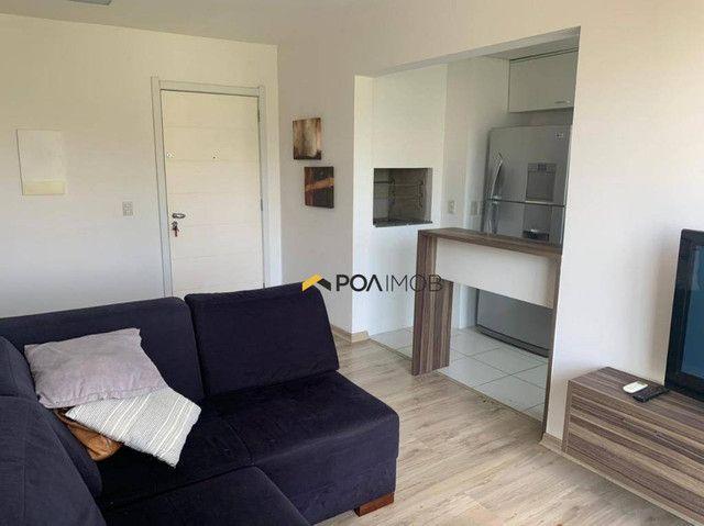 Apartamento semimobiliado com 03 dormitórios no Vida Viva Iguatemi - Foto 6