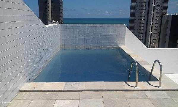 FS - Apartamento com 1 dormitório à venda em Candeias pertinho da praia. - Foto 3