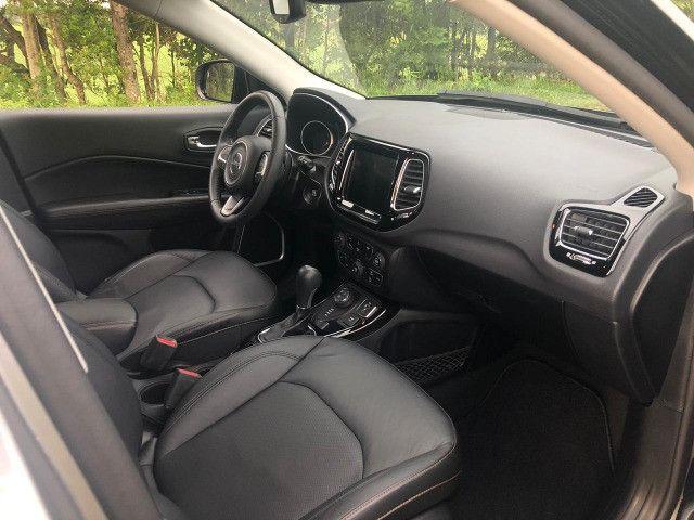 Jeep Compass Limited 2.0 4x4 Diesel 2019 - Foto 20
