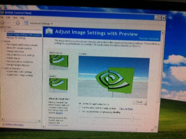 Usado - Placa de video Geforce FX 5200 256mb - Foto 4