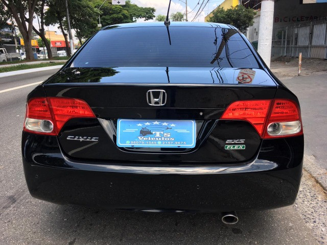 Civic Exs 1.8 16V i-Vtec Aut. Flex 2011 **Super Conservado** - Foto 7