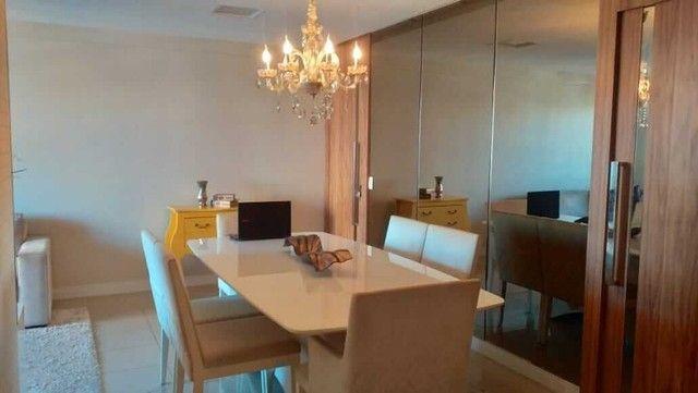 (ESN)TR65671. Apartamento na Aldeota com 106m², 3 suítes, DCE, 2 vagas - Foto 6