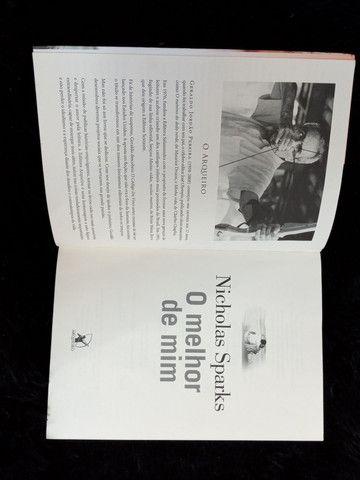 Livro O melhor de Mim de Nicholas Sparks - Foto 4