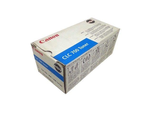 Toner Canon CLC700 / 1427A003AA Cyan Original Novo - Foto 2