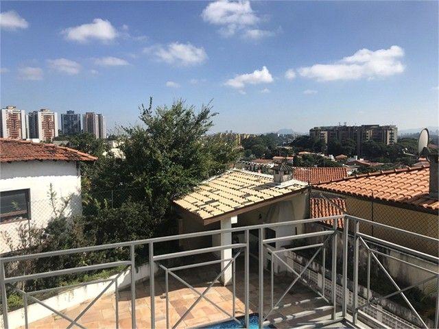 Casa à venda com 4 dormitórios em Morumbi, São paulo cod:REO579386 - Foto 19