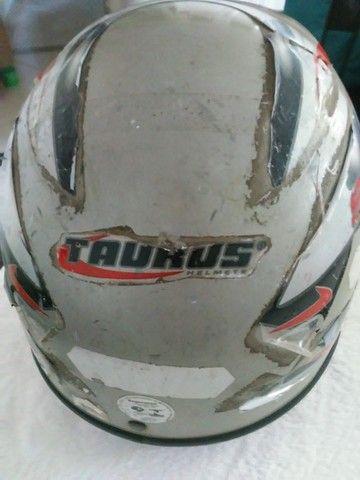 Vendo capacete sam marino - Foto 5