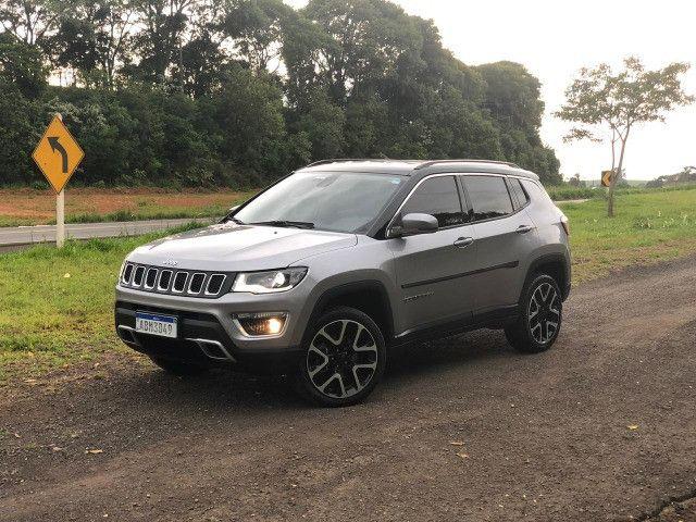 Jeep Compass Limited 2.0 4x4 Diesel 2019 - Foto 2