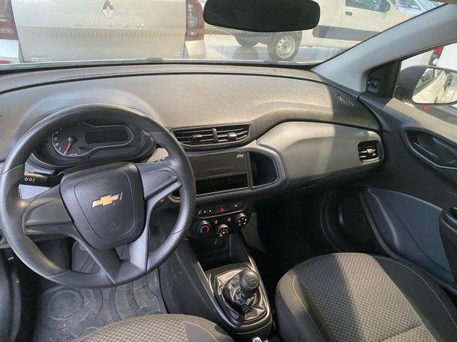 Chevrolet Onix 1.0 Joy Manual 2020 - Foto 8