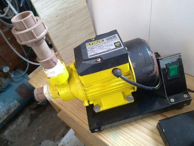 Bomba d'água, pressurizador válvula de retenção,bóia elétrica