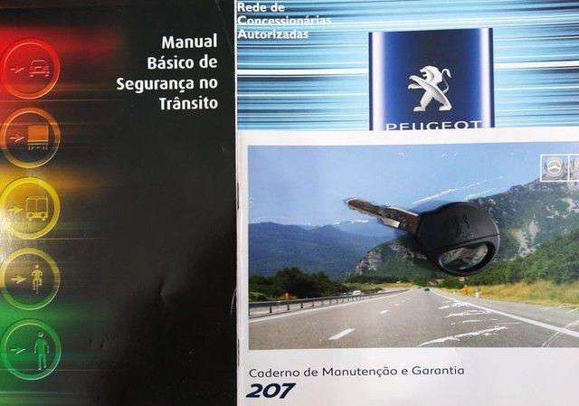 Peugeot 207 HATCH XR 1.4 8V FLEX 2P - Foto 10