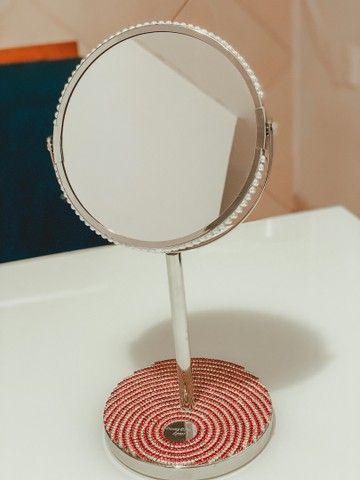 Espelho de Mesa Personalizado