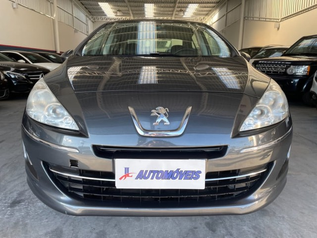 Peugeot 408 Allure 2.0 16v Aut. Flex 2012 - Foto 2