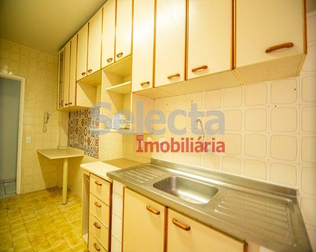 Excelente apartamento reformado na Av. Maracanã com 79m². - Foto 17