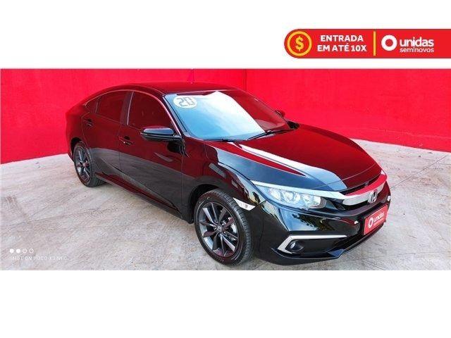 Honda Civic 2.0 FlexOne EX AT *Impecável* IPVA 2021 Total pago - Foto 2