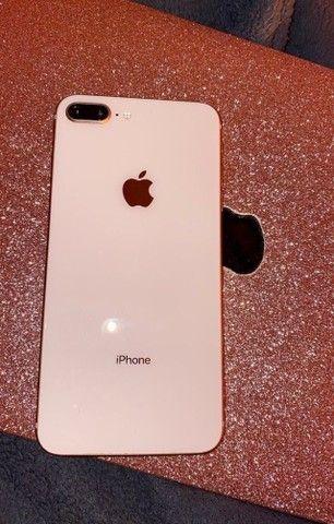Iphone 8 Plus Rosé Gold 64 GB - Foto 2