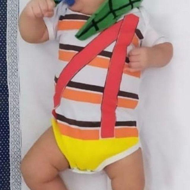 Roupas menino 3 a 9 meses  - Foto 3