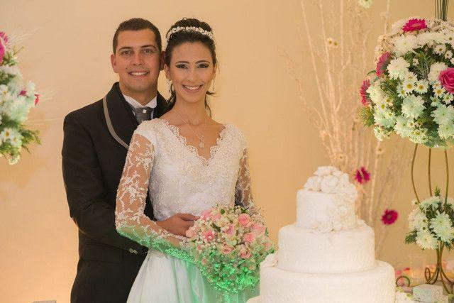 Vestido de noiva  - Foto 2