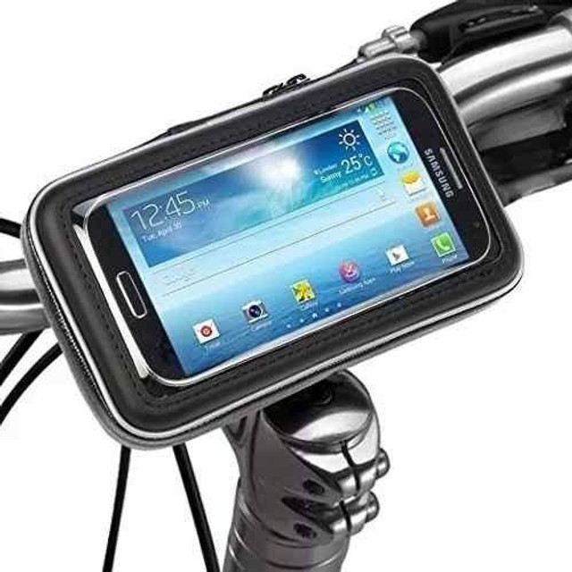 Suporte celular para moto e bike - Foto 4
