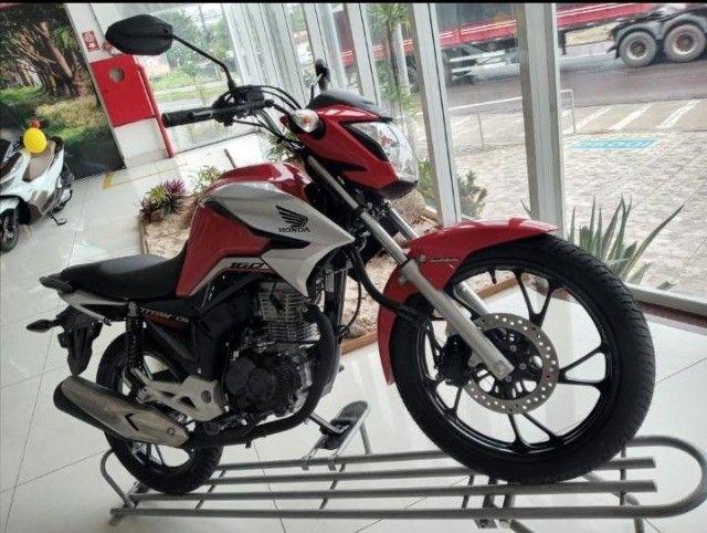 Titan 160 2022 Entrada de R$332,93 Sem Consulta Spc/Serasa - Foto 4