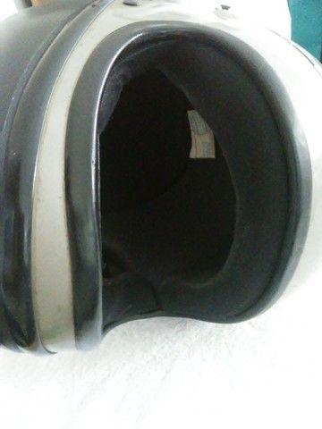 Vendo capacete sam marino - Foto 3